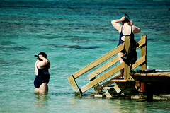 finding nemo (quino para los amigos) Tags: ocean sea fish beach stairs port mexico puerto mar funny snorkel nemo fat tulum playa escalera gorda pescado findingnemo buceo caribe buscar listo 0003