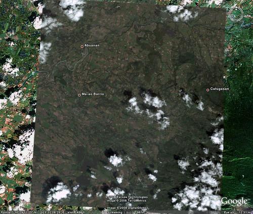 Negros Occidental Satellite Image