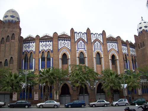 Mosque Barcelona Spain