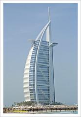 Burj Al Arab Hotel (- ponsitoblue -) Tags: family vacation hotel dubai united emirates arab burjalarab april 2008