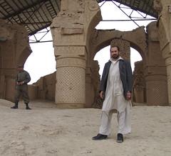 Asif and ruins