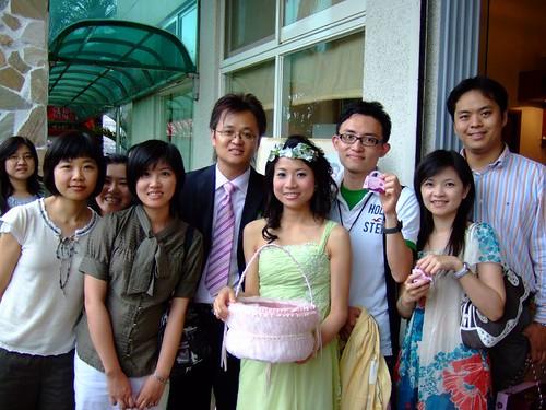 我的基服好友們~婕穎、采蓉、思佳、淑婷及男友