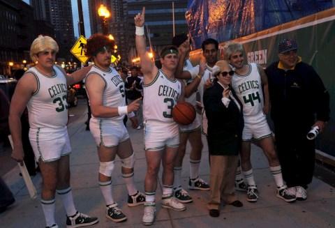 Old Celtics
