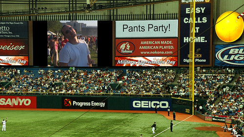 [RAYS INDEX PANTS PARTY] Come Join Us At The First Ever Rays Pants Party