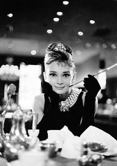 Audrey Hepburn, 1961 (DL268) Tags: newyorkcity people usa tiara smiling breakfast movie photography 1 necklace store clothing holding women comedy audreyhepburn dress manhattan humor performingarts performing jewelry romance audrey gloves formalwear meal acting northamerica americans males prominentpersons celebrities newyorkstate whites posture females gown performer adults eveninggown luxury hepburn stylish tiffanyco elegance blackandwhitephotography europeans moviestill actresses headandshoulders belgians cigaretteholder facialexpression costumeclothingandfashion moviedirector midatlantic midadult midadultwoman hollygolightly fictionalcharacter movieactress handsonface blakeedwards eveninggloves handsonchin breakfastattiffanysmotionpicture1961 hairornament jewelryshop tiffanybuilding