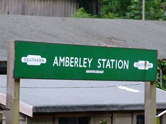 Amberly station