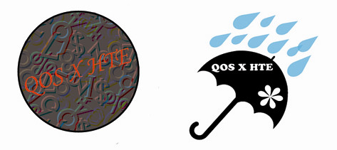 QOS x HTE Badge