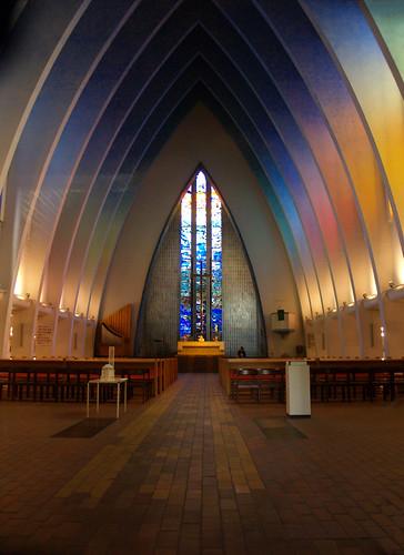 fritz höger, kirche am hohenzollernplat by seier+seier, on Flickr