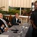 Michel Acaries, Patrick Atlan, Sebastian Acaries et Henri Mobio Bessé, Abidjan, Hotel Sofitel, Ivory Coast, 13.06.'08 (0215)
