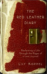 Red Leather Diary