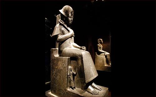 2008_0610_143527AA Egyptian Museum, Turin por Hans Ollermann.