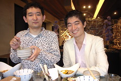 伊藤さんと上原さん