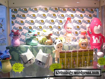 more cutesy dolls