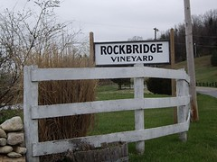 The greeting gate of Rockbridge