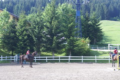 Riding in Asaigo (duncanchild) Tags: horse riding asiago