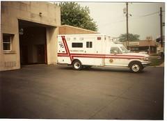 Columbus Fire Medic 16 (yr 1992) (Box 15 Club) Tags: columbus fire