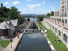Locks (VJLF) Tags: ottawa locks canadaday ottawariver
