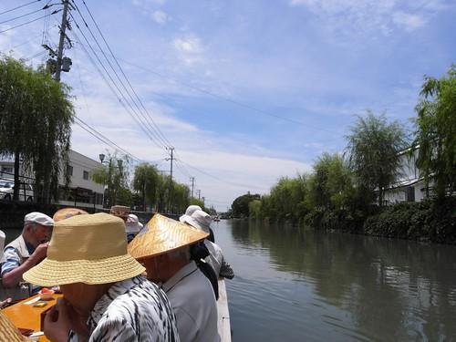 柳川川下り-04