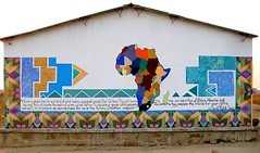 IMG_1445 (LearnServe International) Tags: africa travel school painting education mural quote international learning service zambia malambo cie bysara monze learnserve lsz08 malambobasicschool lsiweb