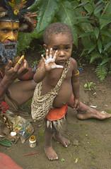 Huli Baby (mardeross) Tags: papuanewguinea huliwigmen