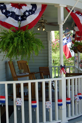 Baird Home Porch