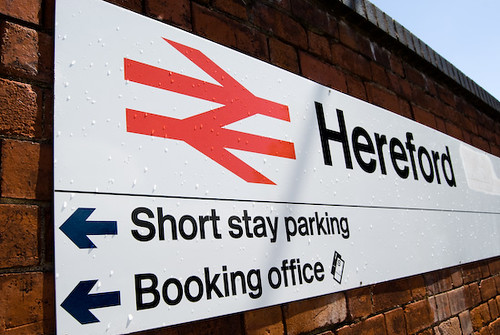 hereford station_8704