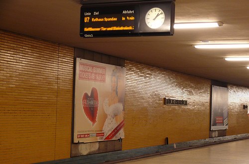 U-Bahn Mockkernbrucke
