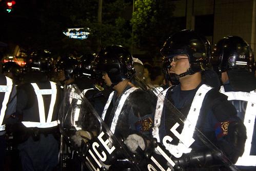 Kyoto Riot Police