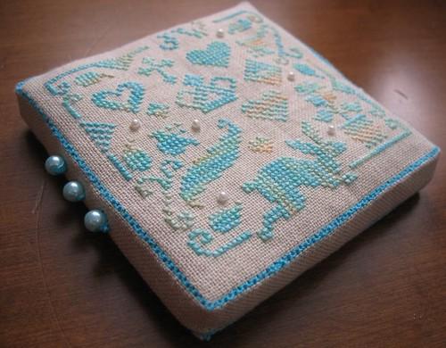 mattress pincushion