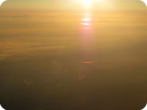 Hamburg from the air