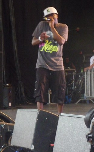 WALE ON STAGE