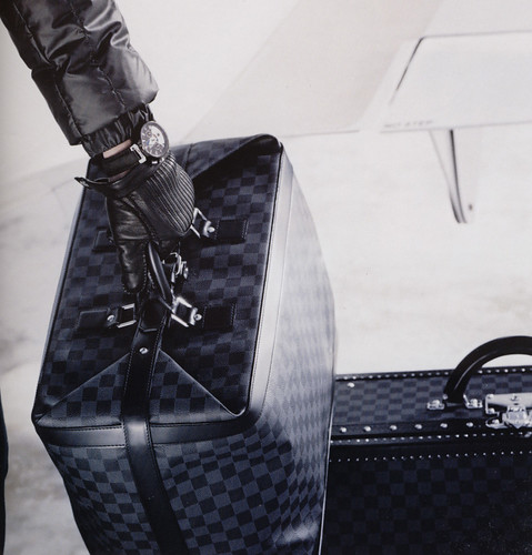 226f5f69ecdd Things I want  new Louis Vuitton Damier Graphite line