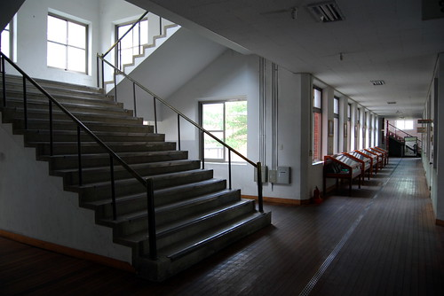 Hall, Cheongju Commercial High School
