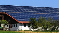 Photovoltaic Q-cells, maybe on our home