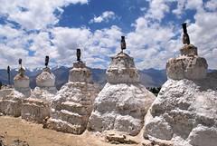 Stupa, Leh, Ladakh (India) (...SARA...) Tags: travel india himalaya leh ladakh d60