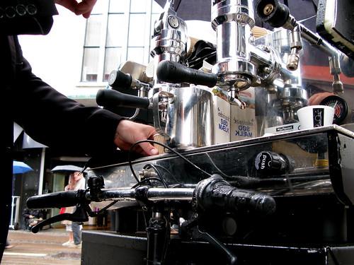 Espressomanden