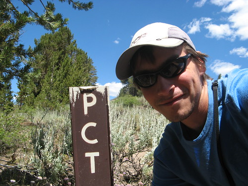 Back to the PCT