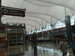 Tenda do aeroporto