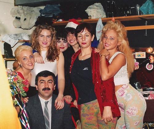 Regina Revue owner, Zeki Ayhan