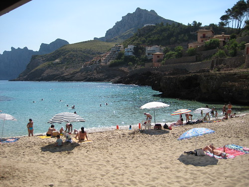holiday in cala san vicente