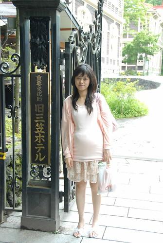 [28W] Angela @軽井沢 - 旧三笠ホテル