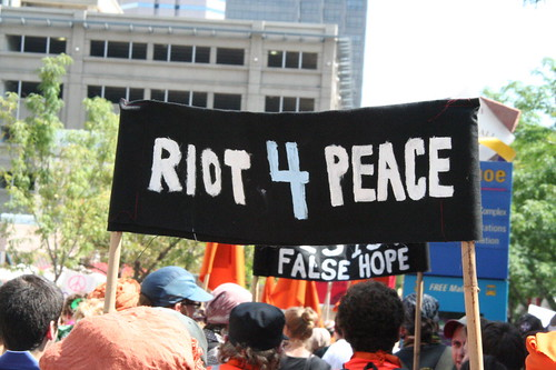 Riot 4 Peace (Next Step: Screw 4 Virginity)