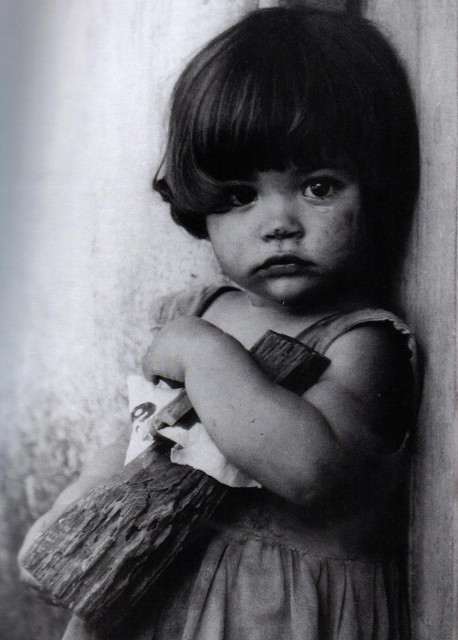 la niña de la muñeca de palo, Alberto Korda