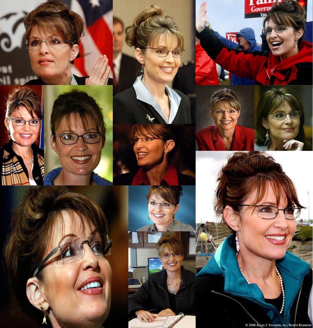 Sarah Palin Montage