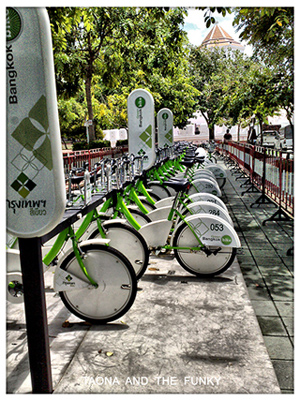 Bangkok Green Bike