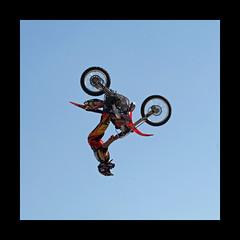 Cross/ing the line... (Julian E...) Tags: metal amazing bravo cross motorcycles bikes motocross soe dexterity metalmulisha themoulinrouge megashot thegoldenmermaid