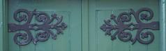 Door (Mike - through my eyes) Tags: door hinge church lorne