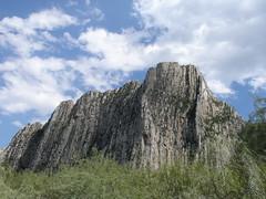 portrait (angry sand) Tags: sky mountain landscape monterrey lahuasteca