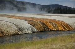 Couleurs de Yellowstone
