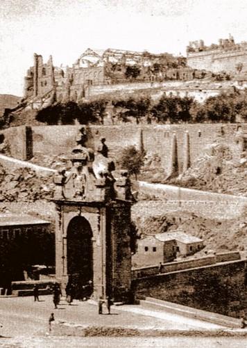 Puente de Alcántara (Toledo)